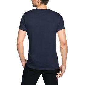 VAUDE Sveit - T-shirt manches courtes Homme - bleu